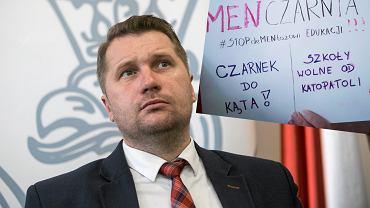 Trwa Ogólnopolski Strajk Edukacyjny
