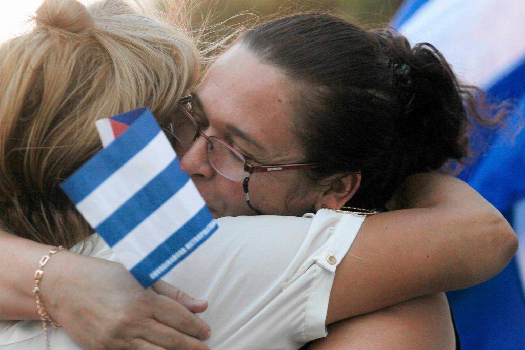 W kubańskiej ambasadzie w Chile świętowano odnowienie relacji pomiędzy USA a Kubą