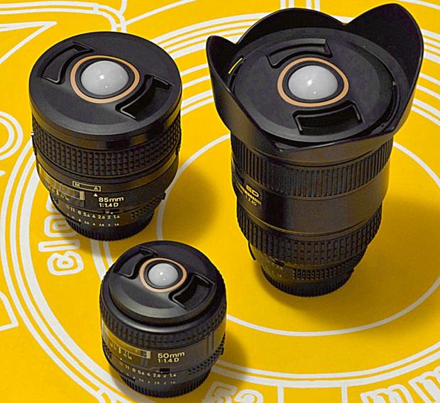 Aparat cyfrowy to nie wszystko, aparaty cyfrowe, prezenty, White Balance Lens Cap