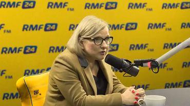 Beata Kempa o wypadku premier Szydło w RMF FM