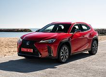Lexus UX - opinie Moto.pl. SUV z naturą klasycznego hatchbacka