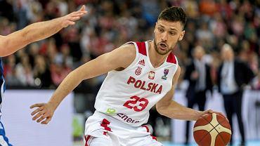 Michał Michalak w barwach reprezentacji Polski