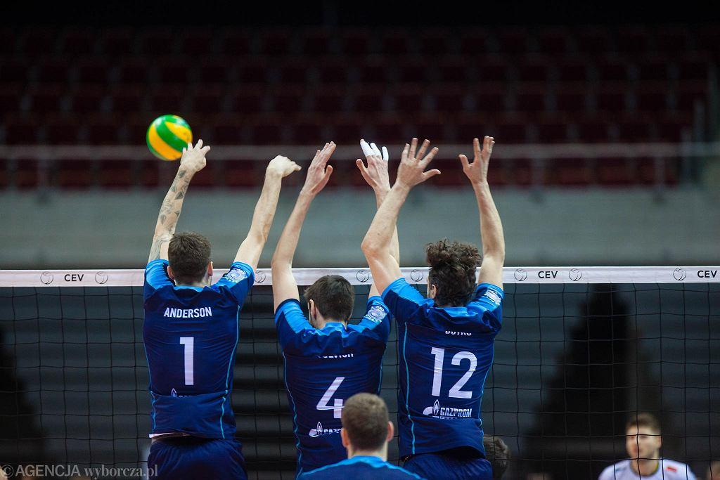 Liga Mistrzów siatkarzy. Trefl Gdańsk - Zenit Kazań 2:3