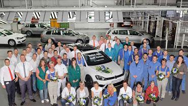 VW Golf Variant - jubileusz produkcji