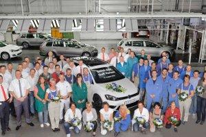 Volkswagen Golf Variant   Dwa miliony sztuk
