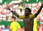 Austria - Brazylia 0:3. Cudowna bramka Neymara, popis canarinhos