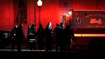 Atak zwolenników Trumpa na Kapitol. Amerykańskie media: Postrzelona kobieta nie żyje (zdjęcie ilustracyjne)