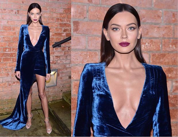 Zdjęcie numer 8 w galerii - Tłum gwiazd na Elle Style Awards. Stylizacja Halejcio... MASAKRA, ale przebiła ją Mielcarz. Kto jej TO doradził?!