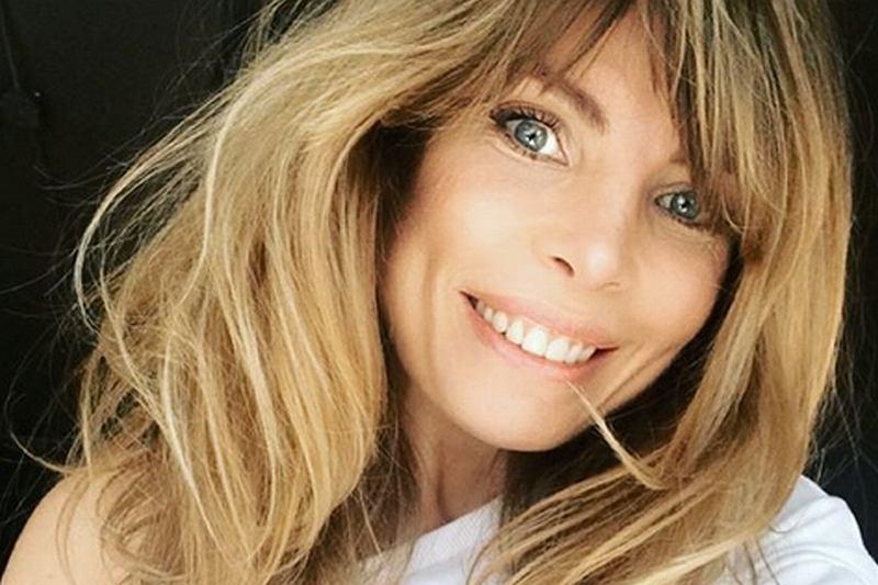Agnieszka Dygant pokazała się bez makijażu