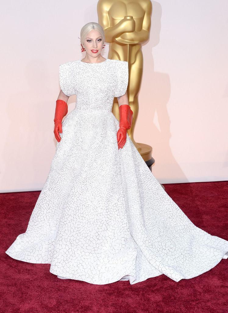 Lady Gaga - Oscary 2015