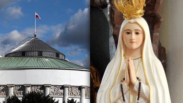 Objawienia Matki Boskiej Tym Dziś Zajmą Się Posłowie