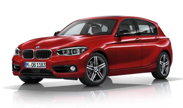 BMW serii 1 M Sport Line