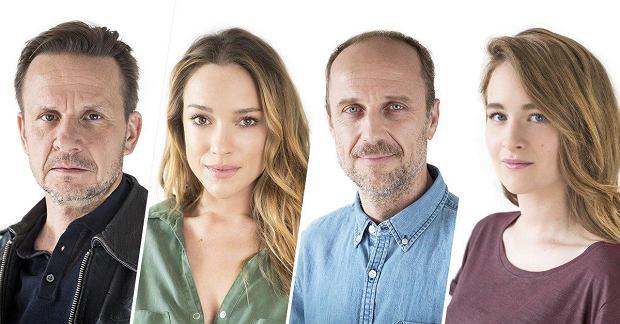 'Pod powierzchnią' - nowy serial TVN