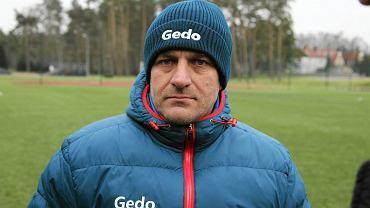 Tudor Florin-Laurentiu - od stycznia trener Floty