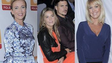 Największe gwiazdy Polasatu pojawiły się w czwrate w warszawskim klubie Endorfina na konferencji jesiennej ramówki stacji.