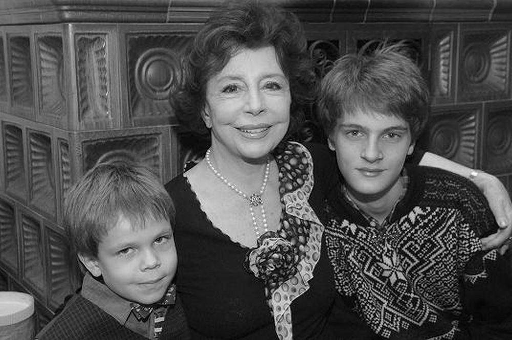Nie żyje Sonja Ziemann. Aktorka była żoną Marka Hłaski