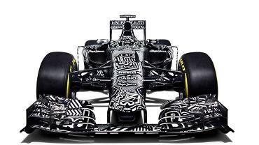Nowe malowanie Red Bulla na testy w Jerez