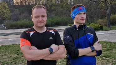 Postępy biegaczy w ramach akcji Huawei - Watch My Way Huawei
