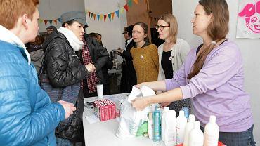 Akcja 'Dziew/Czyny czynią Uchodźczyniom' połączona z Kuchnią Społeczną