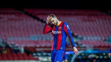 Gerard Pique nie ma wątpliwości. Tak podsumował remis Barcelony z Atletico