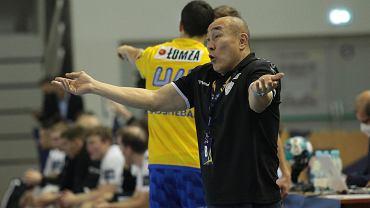 Kielce, 18.02.2021. Liga Mistrzow piłkarzy ręcznych: Łomża Vive Kielce - Elverum Handball 39:29.