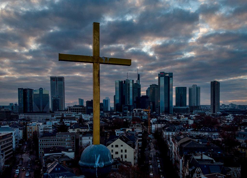 Kościół w Niemczech (zdjęcie ilustracyjne).
