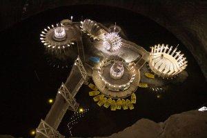Podobało Ci się w kopalni soli w Wieliczce? Rumuńska Salina Turda bije naszą narodową atrakcję na głowę [ZDJĘCIA]