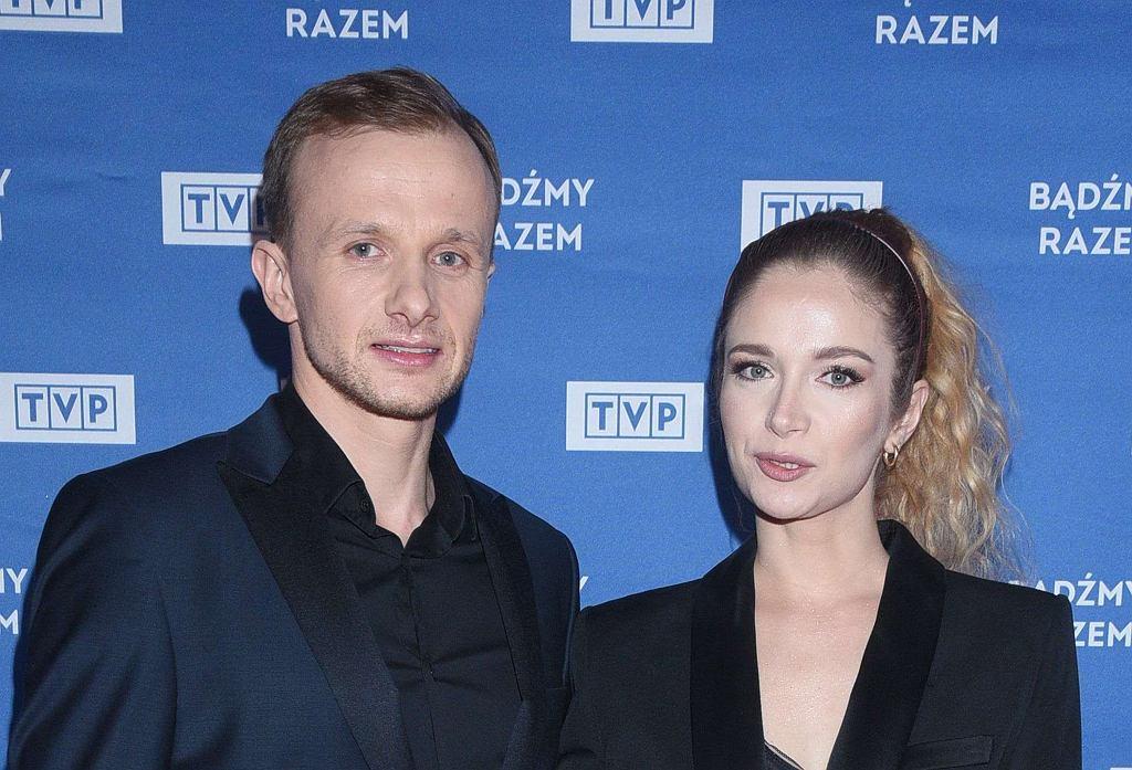 Marta Paszkin i Paweł Bodzianny na wiosennej ramówce TVP