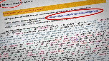 Uwaga na nowy atak na polskich internautów
