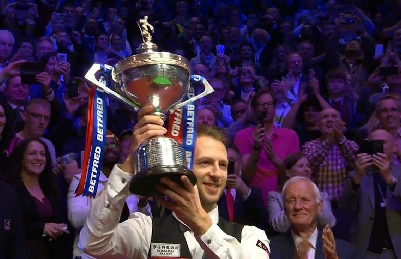 Judd Trump mistrzem świata w snookerze