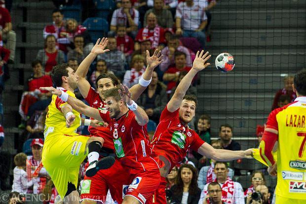 Mistrzostwa Europy w piłce ręcznej 2016. Macedonia - Norwegia. Polacy na stojąco dopingowali Macedończyków [WIDEO]