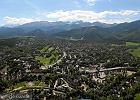 Działka w sąsiedztwie skoczni narciarskiej w Zakopanem
