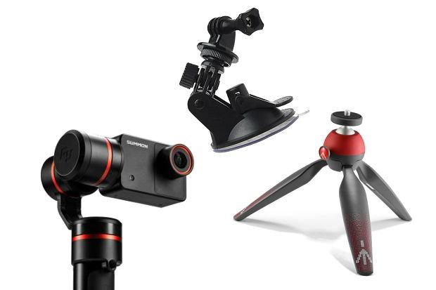 Akcesoria do kamer sportowych