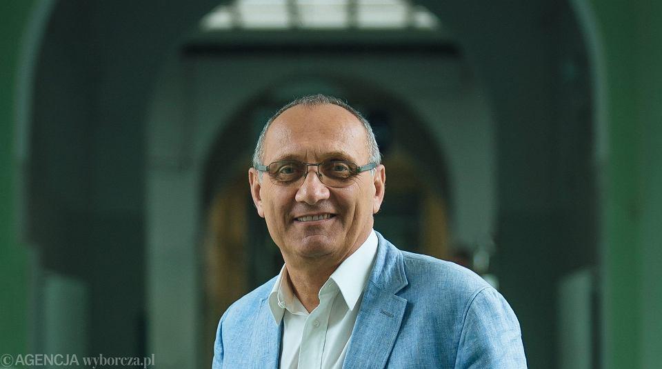 Prof. dr hab. Jacek Jassem,