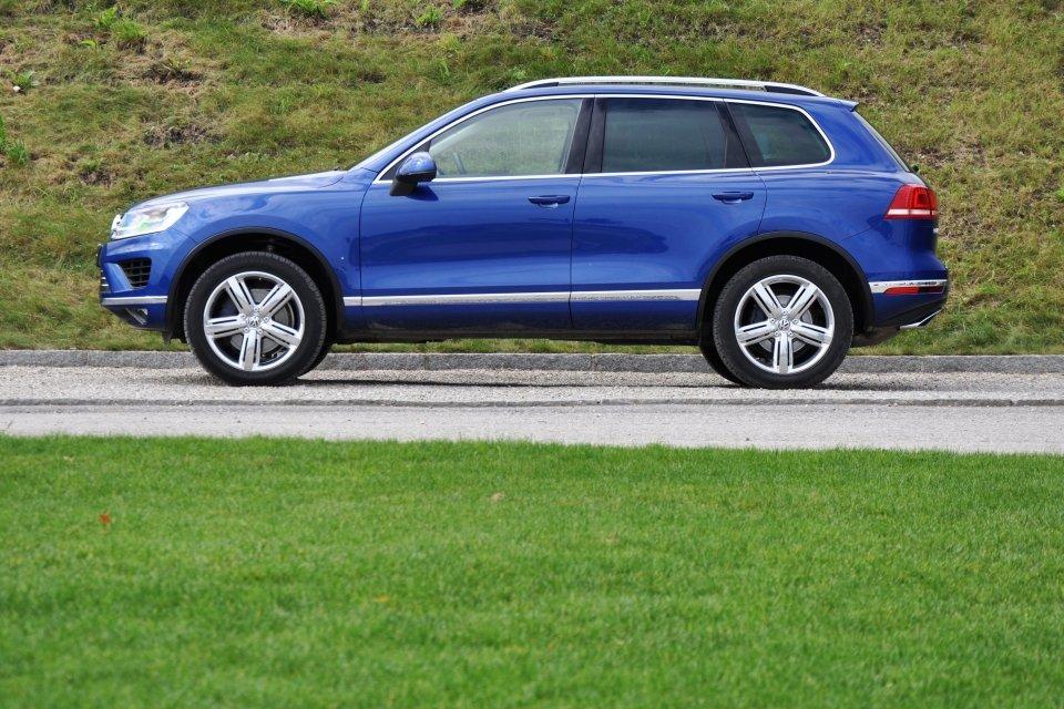 VW Touareg FL