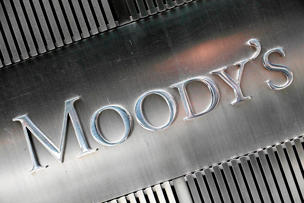 Logo agencji Moody's