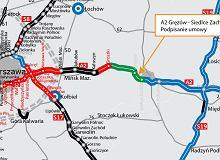 Autostrada z Mińska Mazowieckiego do Siedlec. Pierwsze fragmenty wschodniej A2 jeszcze w tym roku