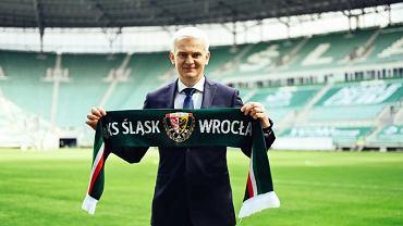 Jacek Magiera nowym trenerem Śląśka