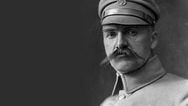 Józef Piłsudski w 1916 r. jako dowódca Pierwszej Brygady Legionów Polskich.