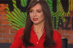 Kinga Rusin w finale programu 'Agent - Gwiazdy'