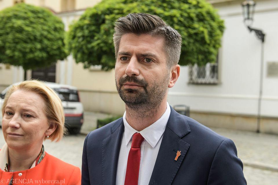 Krzysztof Śmiszek (Wiosna Roberta Biedronia)
