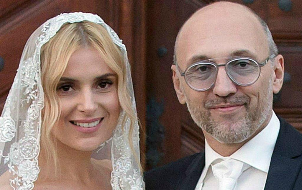 Halina Mlynkova i Leszek Wronka
