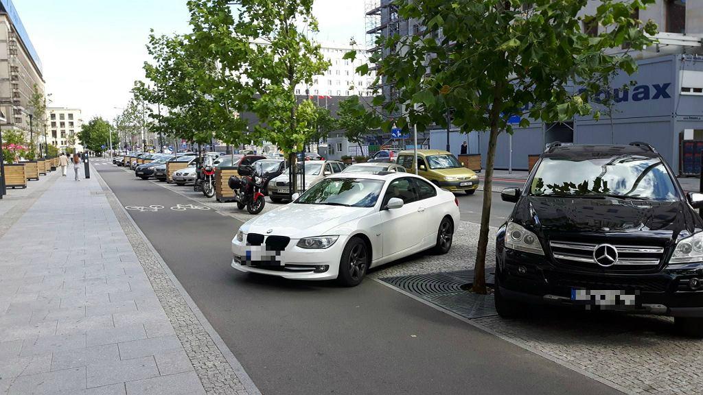 Parkowanie Warszawa