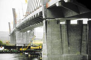To będzie najdłuższy tego typu most w Europie. Nie powstałby, gdyby... nie ochroniono ptaków