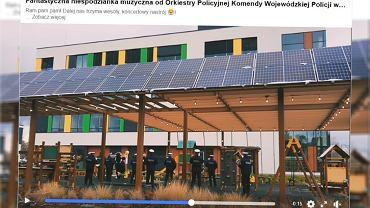 Wrocławska Policja przygotowała niespodziankę dla dzieci ze szpitala