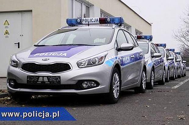 Nowa Kia Cee'd SW w polskiej policji