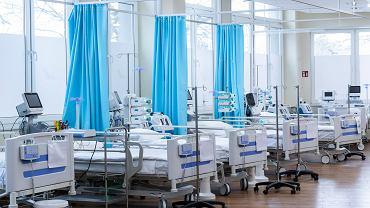 Szpital tymczasowy w Ciechocinku