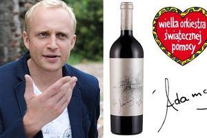 Piotr Adamczyk, wino El Nido