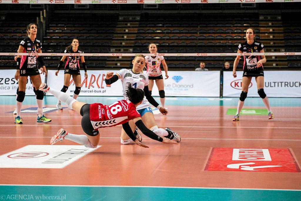 Developres SkyRes Rzeszów - BKS Aluprof Profi Credit Bielsko-Biała 3:0