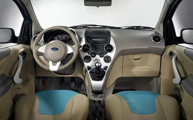 Ford Ka (fot. Ford)